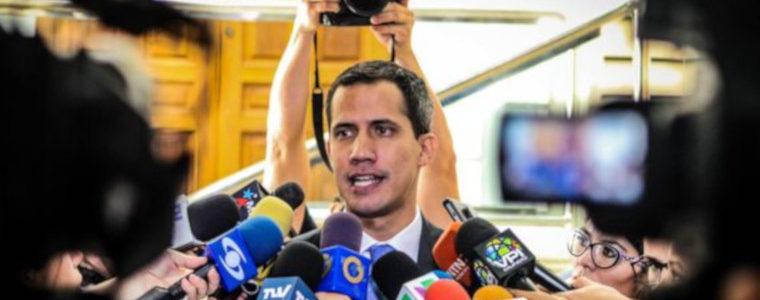 Venezuela : un «président par intérim» qui rassemble surtout les micros des médias occidentaux