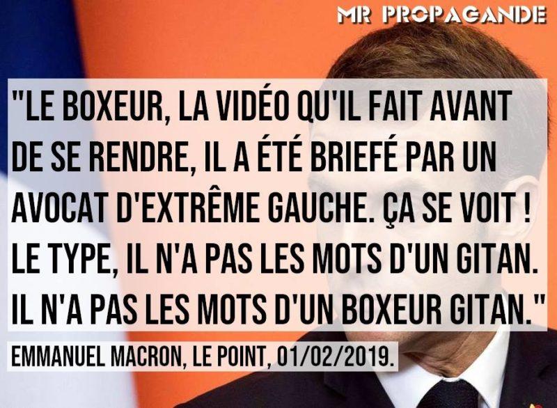 C'est tout bon, les Gilets jaunes, Macron part en couilles !