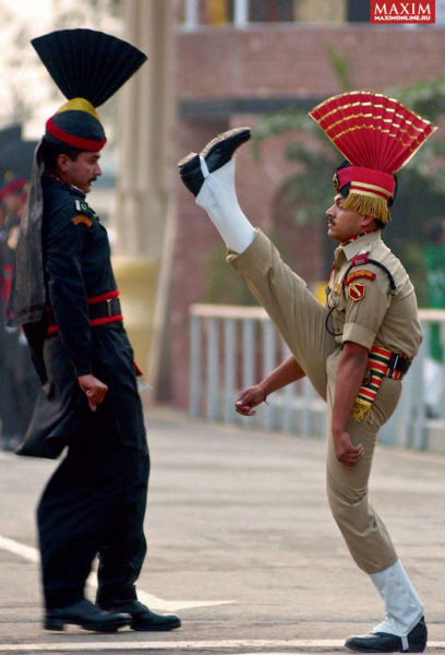 Le Grand jeu : Islamabad a le pas qui se tend