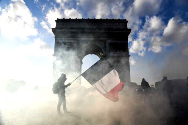 Photo : ALAIN JOCARD / AFP