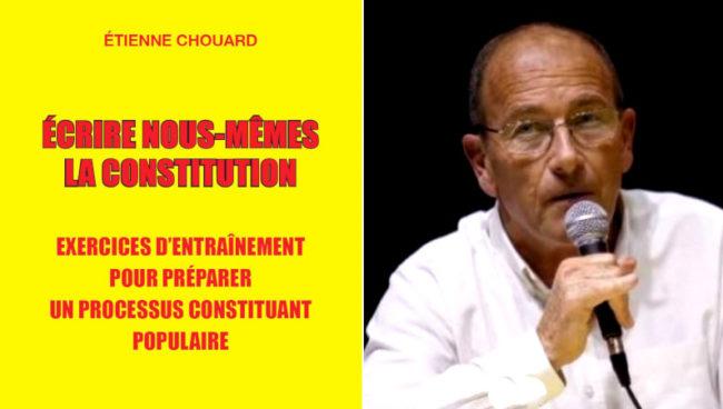Une mise au point d'Étienne Chouard – 1. Une diabolisation médiatique pour éviter d'avoir à argumenter