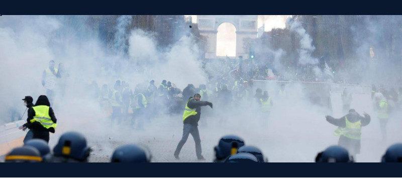 16 mars 2019 acte 18 : l'ultimatum des Gilets jaunes