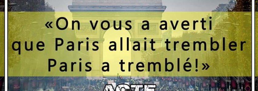 Mesures d'interdictions d'Édouard Philippe : la réponse de Jérôme Rodrigues