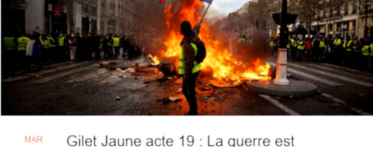 Mesures d'interdictions d'Édouard Philippe : la réponse du Yéti