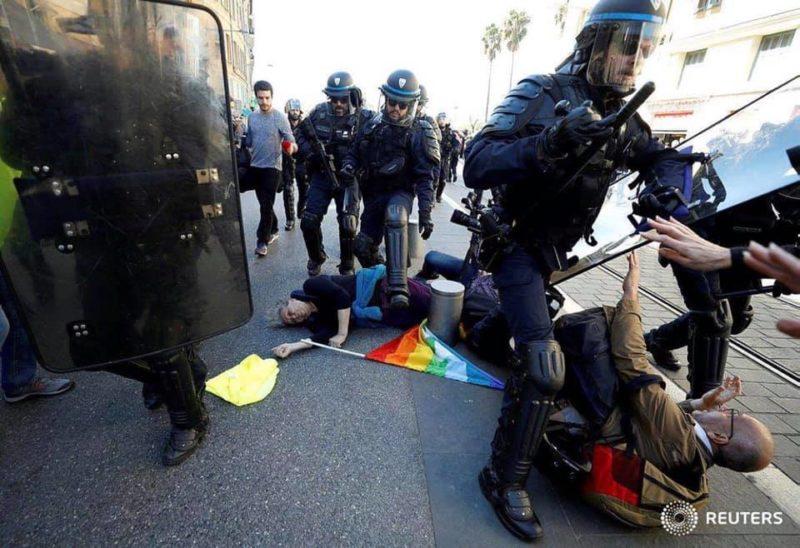 Affaire Legay : le comportement erratique, grotesque et dérisoire d'autorités dépassées par les évènements