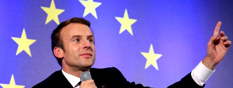 Européennes : Macron s'adresse aux électeurs français…