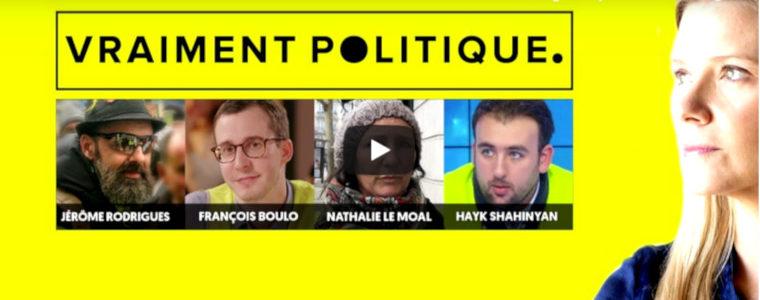 Le Média, Vraiment politique : comment résister ?
