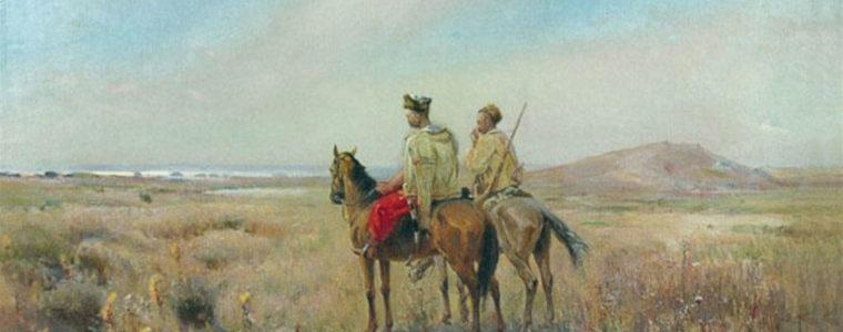 Le Grand jeu : un don au Cosaque du Don