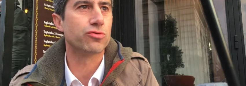 François Ruffin : «Un bulletin qui doit préparer la révolution, quand même !»