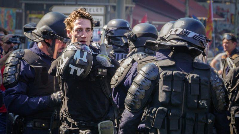 Gaspard Glanz : un exemple limpide de courage et du bon usage de la désobéissance civile citoyenne