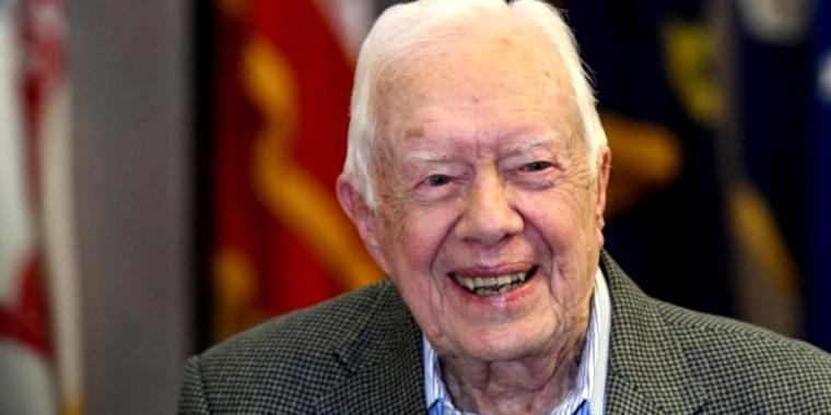 """Le message de Jimmy Carter à Donald Trump : """"Savez-vous pourquoi la Chine est en train de nous dépasser ?"""""""