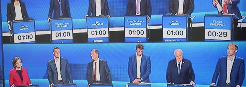 Européennes : la tentative de sursaut ratée des vieux partis politiques