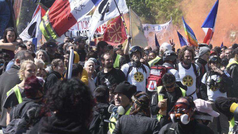 Toulouse acte 22 : le coup de la loi anti-casseur n'a pas marché !