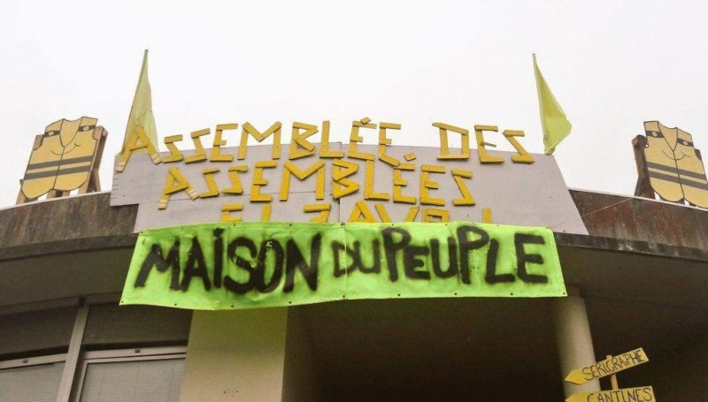 """""""L'Assemblée des assemblées"""" des Gilets jaunes : l'acte 2 d'une fondation politique"""