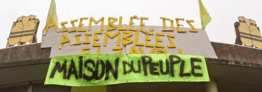 «L'Assemblée des assemblées» des Gilets jaunes : l'acte 2 d'une fondation politique