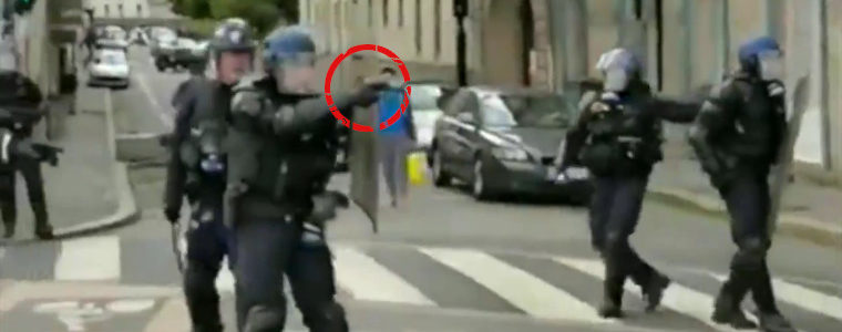 Démontage d'une CheckNews de Libé sur l'affaire des gendarmes pointant leurs armes à feu sur des manifestants