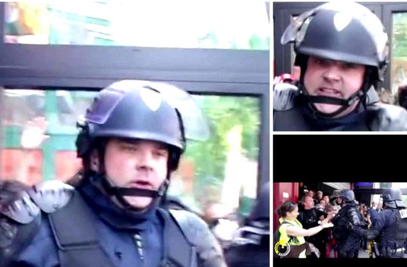 La stratégie de l'épuisement pour dynamiter l'ultime rempart autour du pouvoir : la police