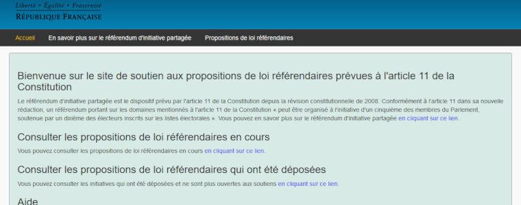 Référendum d'initiative partagée ADP : se préparer pour réunir les 4.717.396 signatures nécessaires