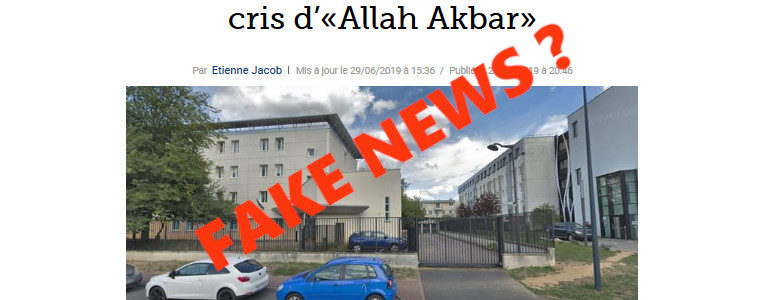 Journalisme de merde contre vrai journaliste (Taha Bouhafs)