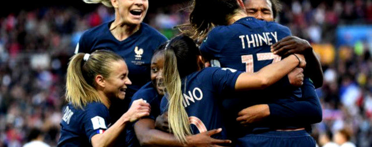 Foot : les filles super sympas de l'équipe de France féminine