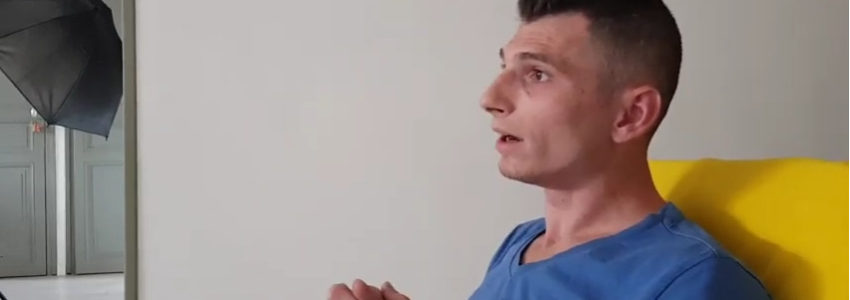 Parole de Gilets jaunes : Kevin (vidéo : Isidore Poireau)