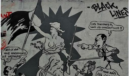 La légitime défense d'un peuple à qui un État voyou a déclaré la guerre