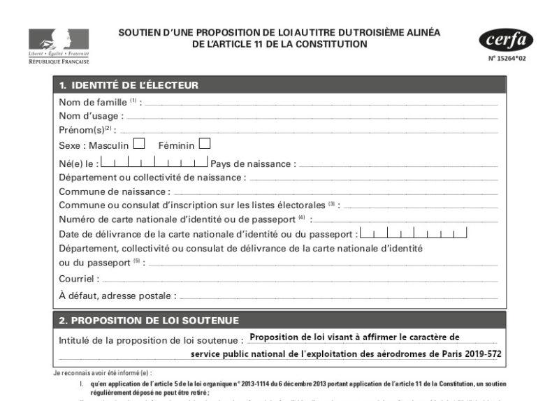 RIP : comment voter et faire voter facilement via le formulaire papier