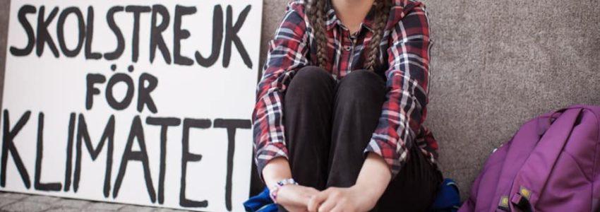 Greta Thundberg répond aux attaques de ses détracteurs