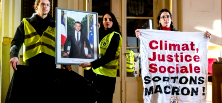 We Sign It : les activistes climat ne sont pas des terroristes