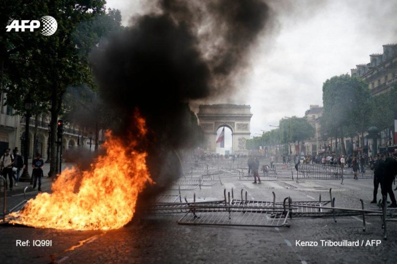 14 juillet : le jour où les Gilets jaunes humilièrent une seconde fois Macron