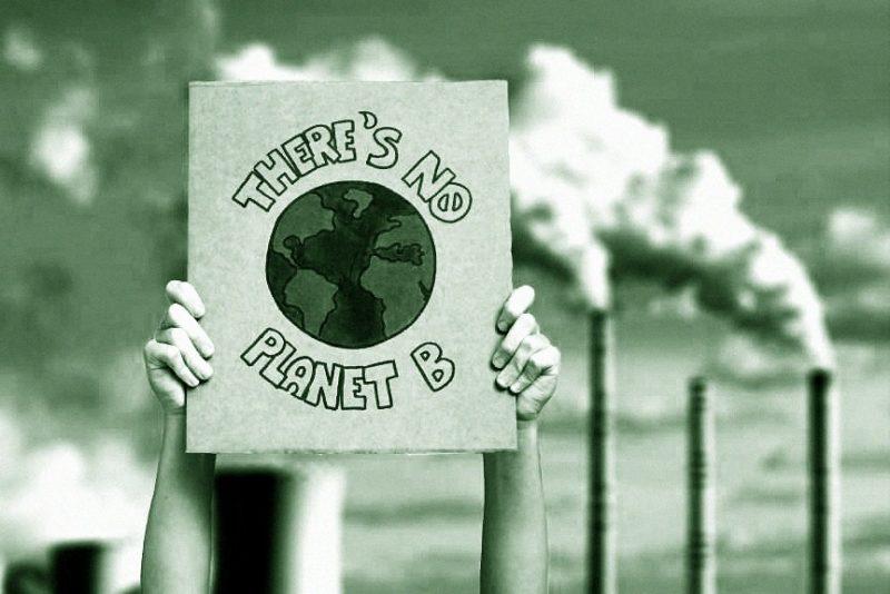 Bob Solo, plein la gueule : il n'y a pas de planète B !