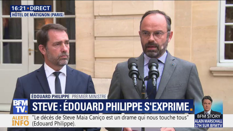 Bal tragique à Nantes le 21 juin, un mort : Édouard Philippe