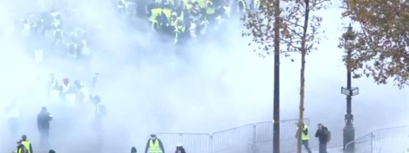The Independent (GB) : la violence policière en France est hors de contrôle