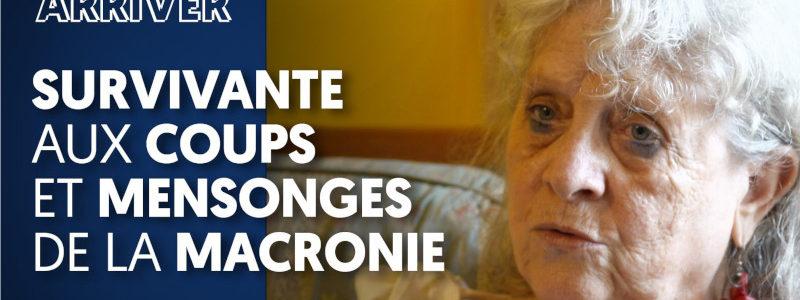 Geneviève Legay : «Macron vient à mon chevet, je lui fous deux gifles»