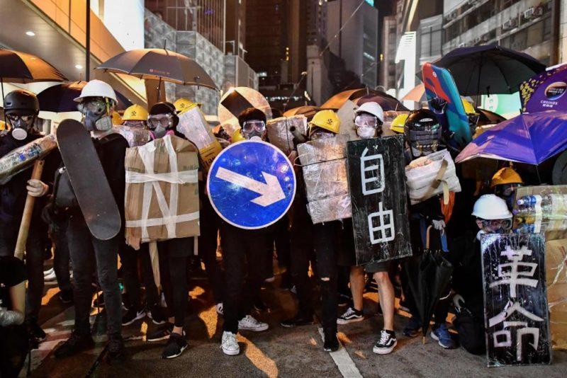 Hong Kong : questions sur un soulèvement «pro-démocratie»