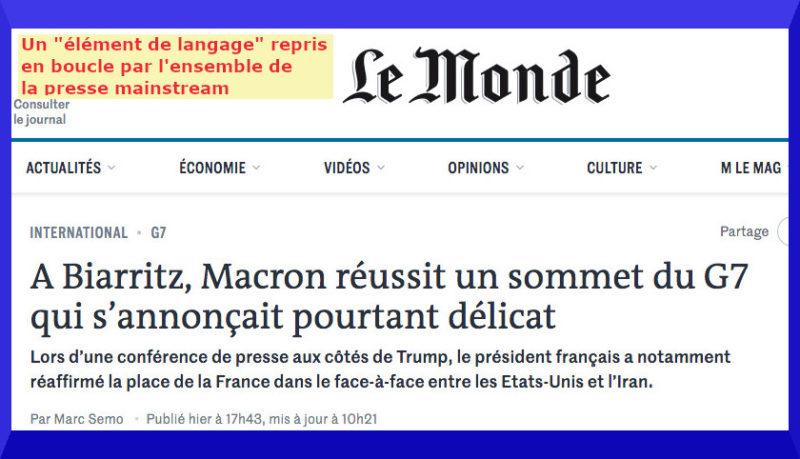 Macron : une bataille de reconquête de l'opinion perdue d'avance