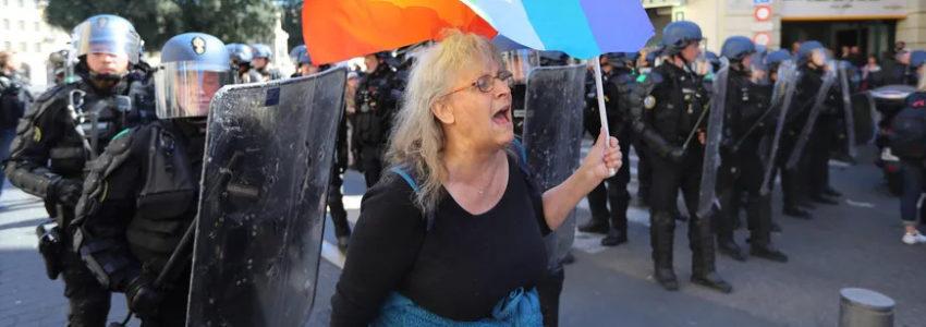 Lettre ouverte de Geneviève Legay aux policiers : «Réagissez !»