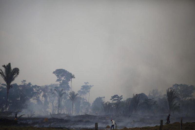 Amazonie : une civilisation brûle, l'intelligence humaine est en cendres