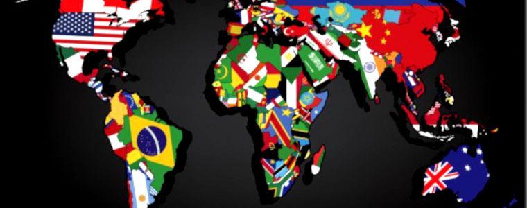 Le Grand jeu : de l'Argentine, de la Baltique et de quelques autres choses