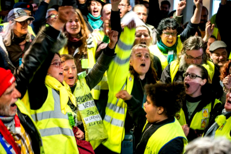 Gilets jaunes, écologistes : marchons ensemble le 21 septembre