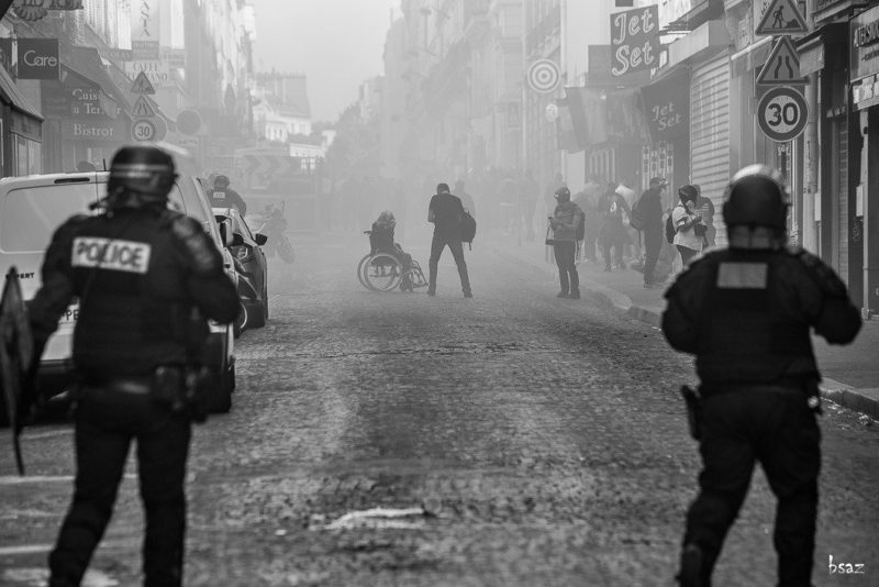Acte 45 : l'honneur définitivement enterré de la police française