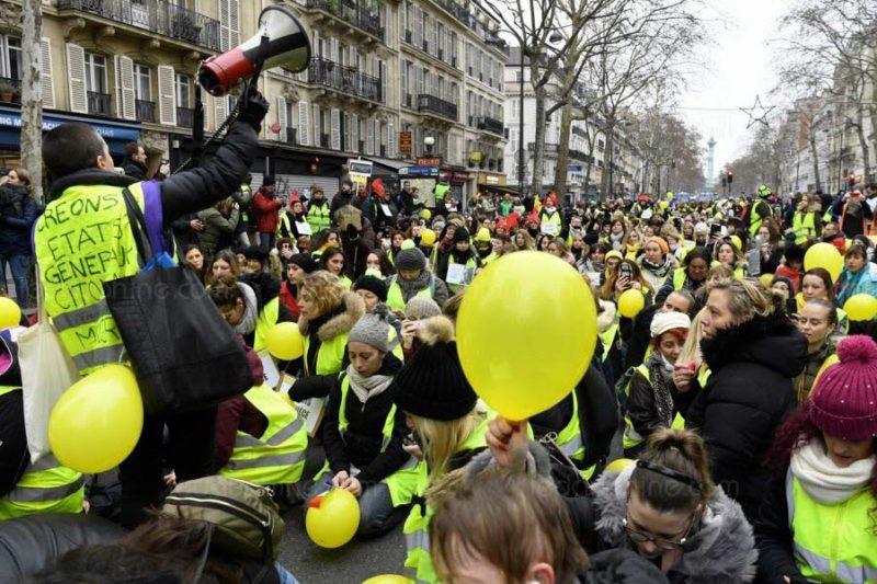 16 novembre : invitation générale pour l'anniversaire des Gilets jaunes !
