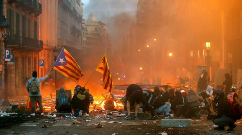 La multiplication des émeutes dans le monde ou le chaos incontournable
