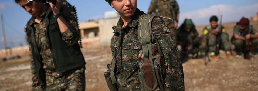 Le Grand jeu : Memi-melo au Rojava