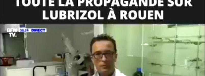 #Lubrizol : «Le préfet minore très largement sa communication»