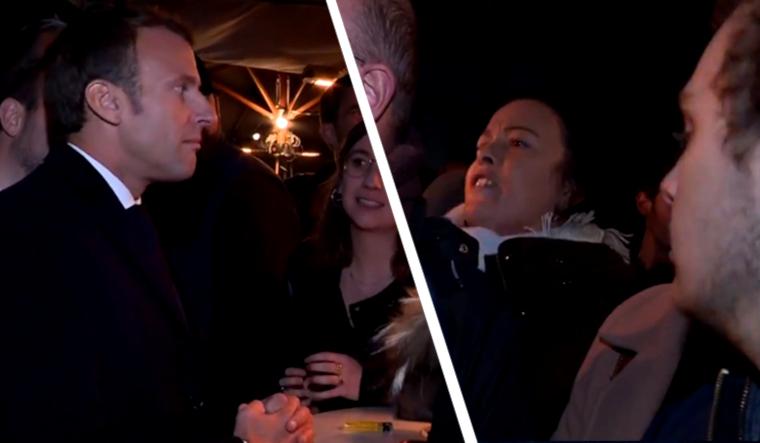 Macron humilié à Rouen : «Vous allez déclencher une guerre civile»