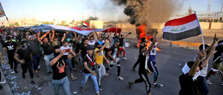 Le Grand jeu : qué pasa en Irak ?