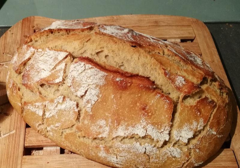 Une horloge biologique : fabriquer soi-même son pain quotidien