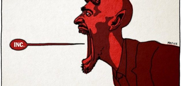 L'ère du mal radical, par Chris Hedges, journaliste et pasteur presbytérien