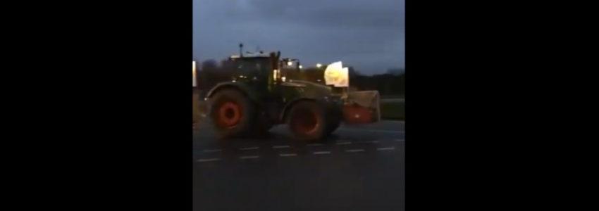 Opération #BalanceTonPresident : les agriculteurs montent à Paris…